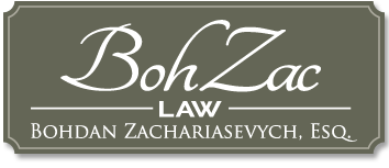 Bohzac Law of Vineland NJ logo